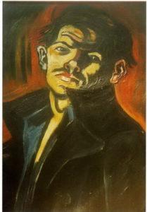 selbst-1934-felix-mueller